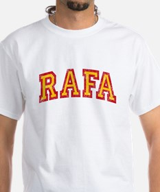 Rafa Red & Yellow Shirt