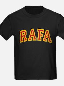 Rafa Red & Yellow T