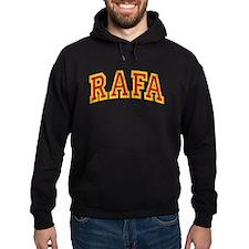 Rafa Red & Yellow Hoody