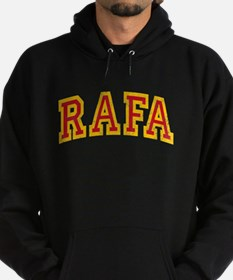 Rafa Red & Yellow Hoody
