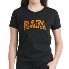 Rafa Red & Yellow Tee