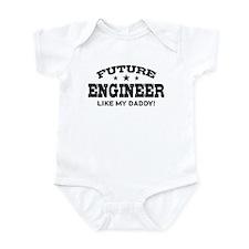 Future Engineer Onesie