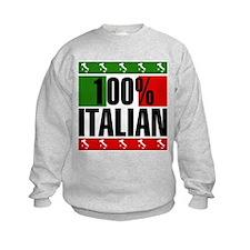 100% Percent Italian Sweatshirt
