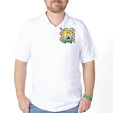 Birthday Cupcake - Coton de Tulear T-Shirt