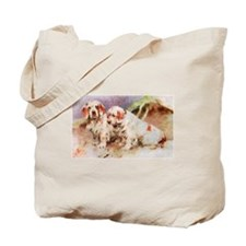 Funny Tramp Tote Bag