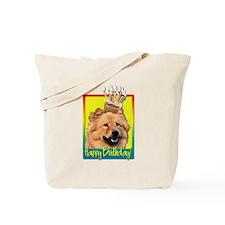 Birthday Cupcake - Chow Tote Bag