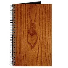 Wood Heart Journal