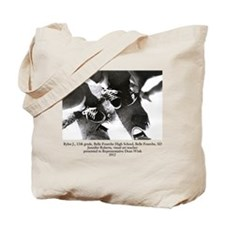 Rylee J, Belle Fourche, Tote Bag
