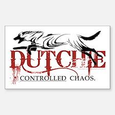 Dutch Shepherd - NEW! Stickers
