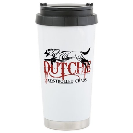 Dutchie - NEW! Stainless Steel Travel Mug
