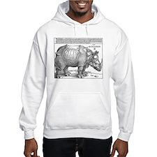Durer Rhino Hoodie