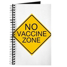 No Vaccine Zone by Tigana Journal