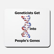 Designer Genes Mousepad