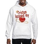 Tristan Lassoed My Heart Hooded Sweatshirt