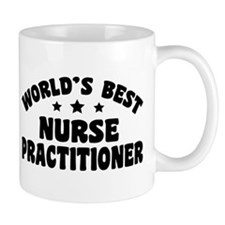 World's Best Nurse Practitioner Mug