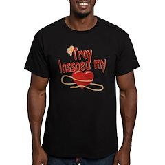 Troy Lassoed My Heart T