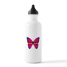Butterfly Sports Water Bottle