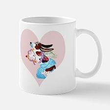 Basset Hound Cupid Mug