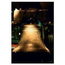Close-up of a bell, Liberty Bell, Philadelphia, Pe