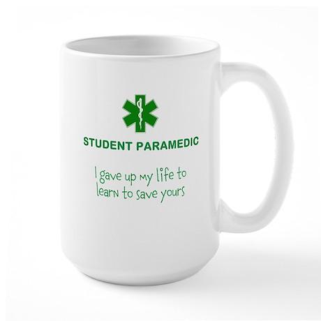 Student Paramedic Mugs