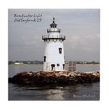 Old saybrook ct Tile Coasters