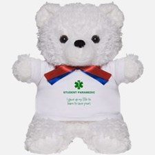 Cute Student Teddy Bear