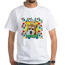 Birthday Cupcake - Corgi Shirt