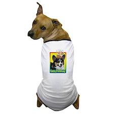 Birthday Cupcake - Corgi Dog T-Shirt