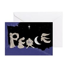 Cute Manger Greeting Cards (Pk of 10)