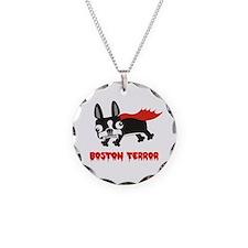 Unique Boston terrier Necklace