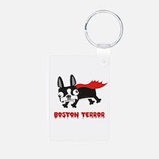 Boston Terror Keychains