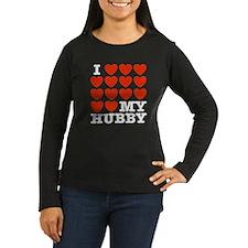 I Love My Hubby T-Shirt