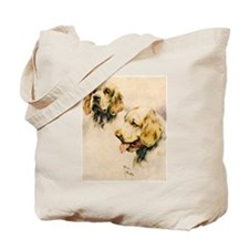 Wardle-two heads Tote Bag