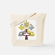 Vatican Color Tote Bag