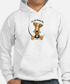 Funny Airedale Welsh Terrier Jumper Hoody