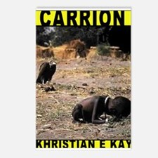 Carrion Postcards (Package of 8)