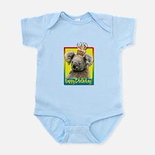 Birthday Cupcake - Koala Infant Bodysuit