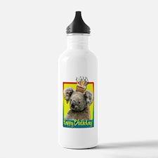 Birthday Cupcake - Koala Water Bottle