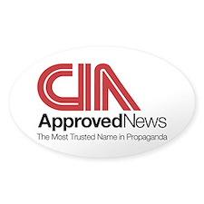 CIA News Decal