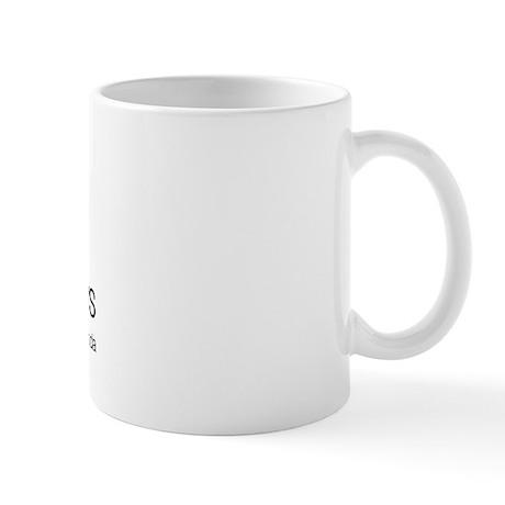 CIA News Mug