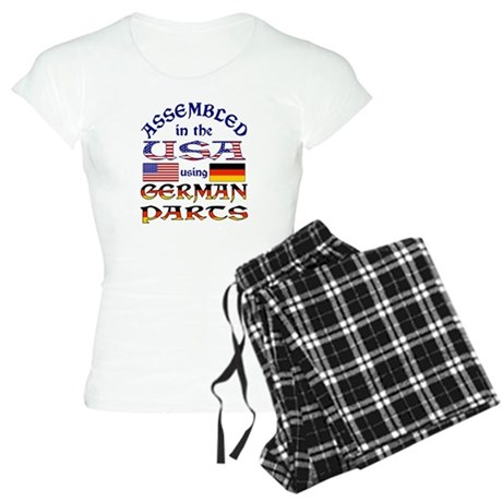 USA / German Parts Women's Light Pajamas