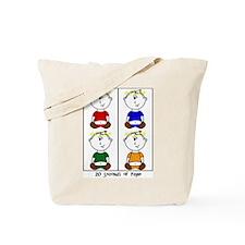 Multiple Paynes Tote Bag