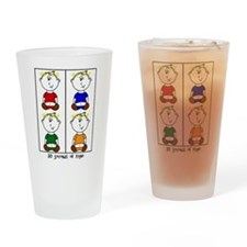 Multiple Paynes Drinking Glass