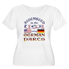 USA / German Parts 2 T-Shirt
