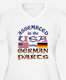 USA / German Parts 2 T-Shirt