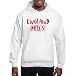 England Rules! - Hooded Sweatshirt