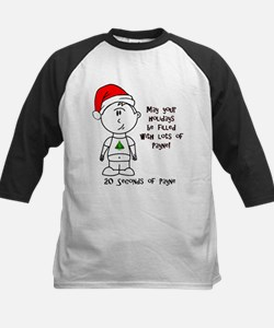 Holiday Payne Kids Baseball Jersey