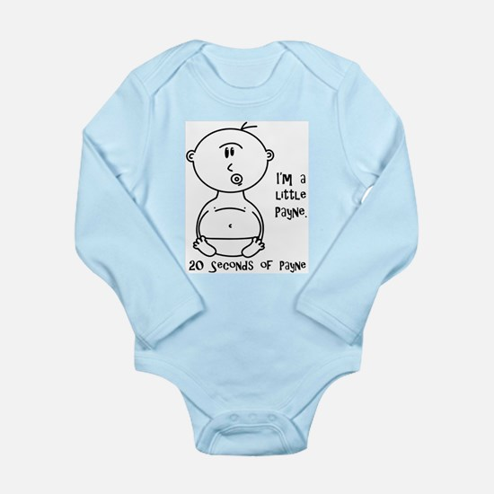 Baby Payne Long Sleeve Infant Bodysuit