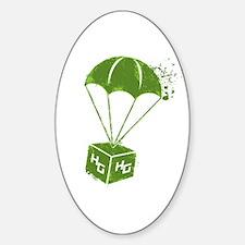 Sponsor Gift Sticker (Oval)