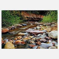 Rocky west fork of Oak Creek, Oak Creek Canyon, Co